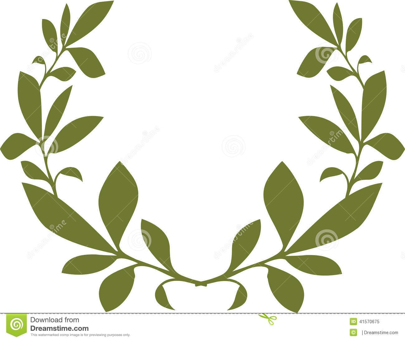 Leaf Design Clipart.