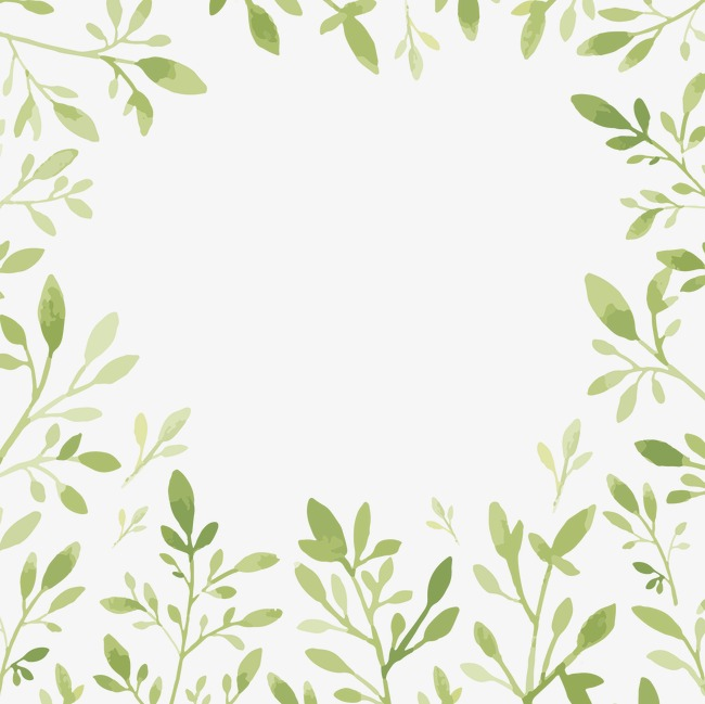 Frame, Frame Clipart, Flowers, Leaves PN #75126.