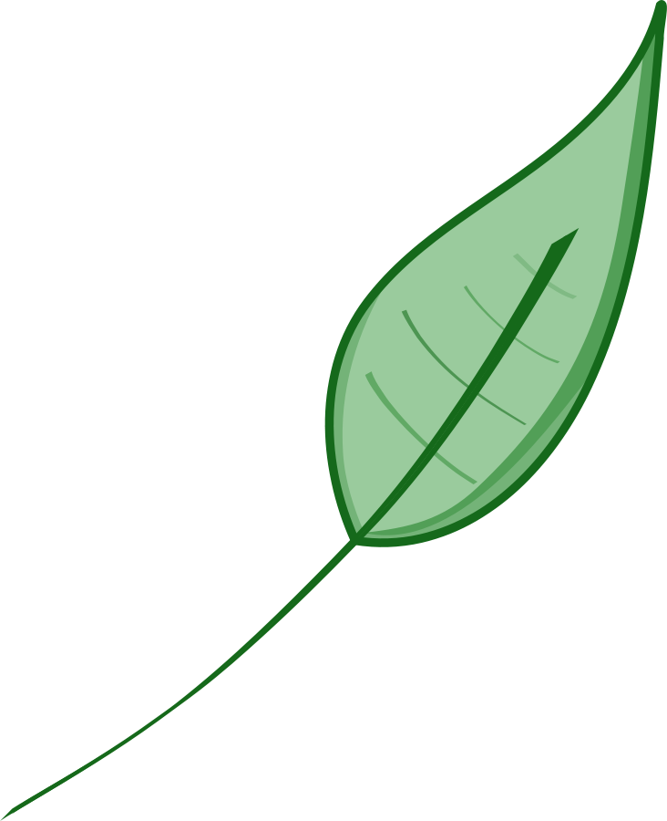 Leaf green leaves clip art dromgdi top.