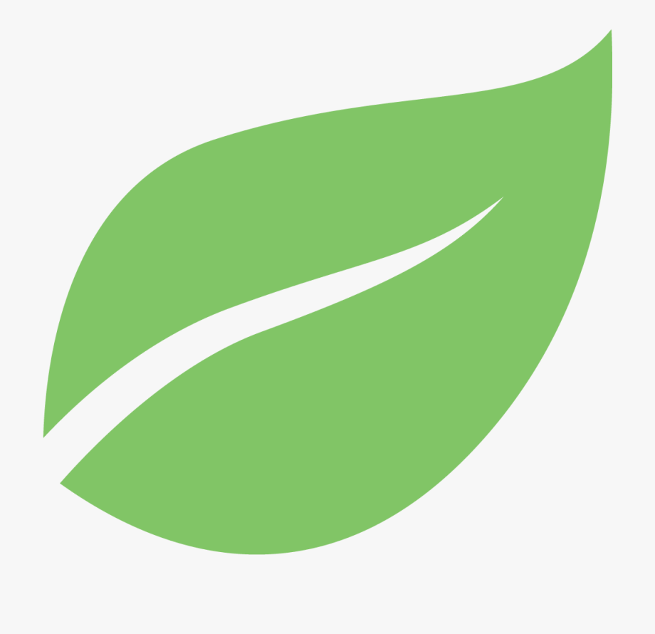 Nest Leaf Icon Png.