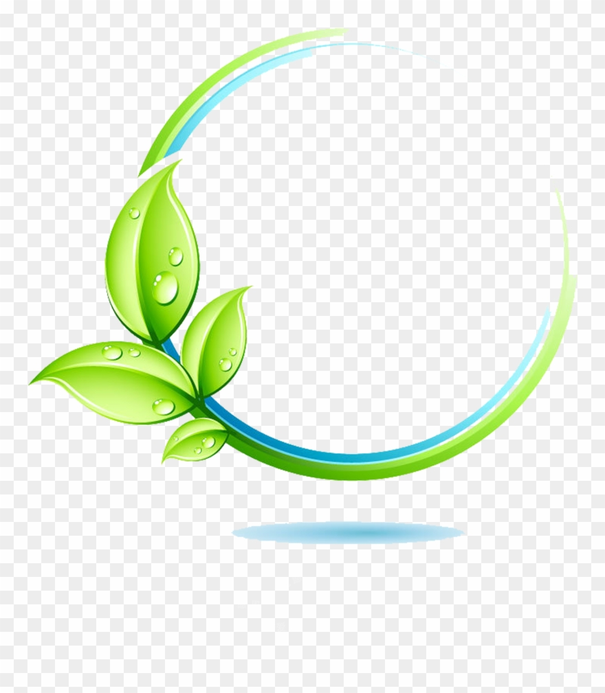 Logo Leaf Transprent Free.