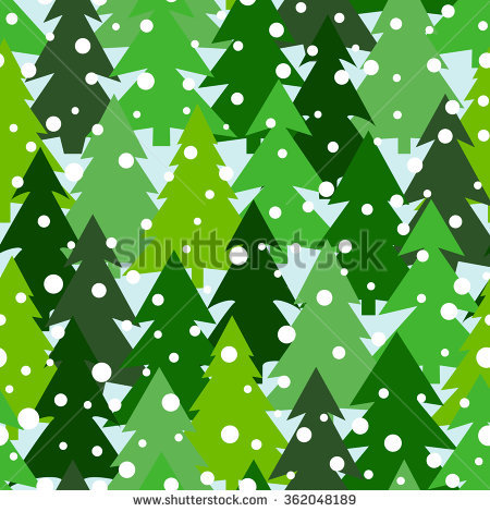 Row Of Trees Silhouette Stock Vectors, Images & Vector Art.