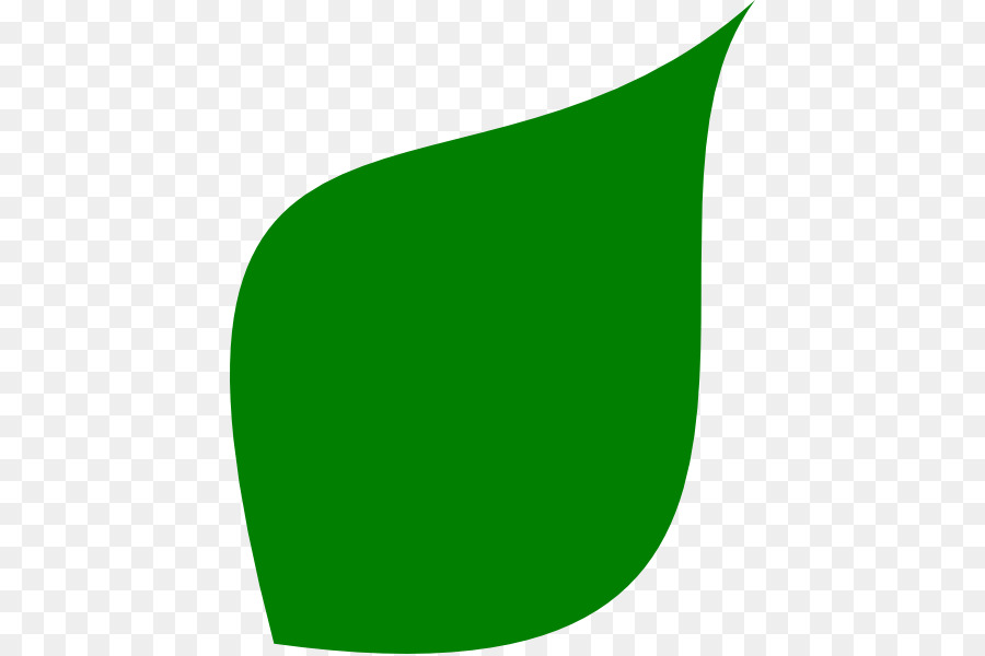 Leaf shape Leaf shape Green Clip art.