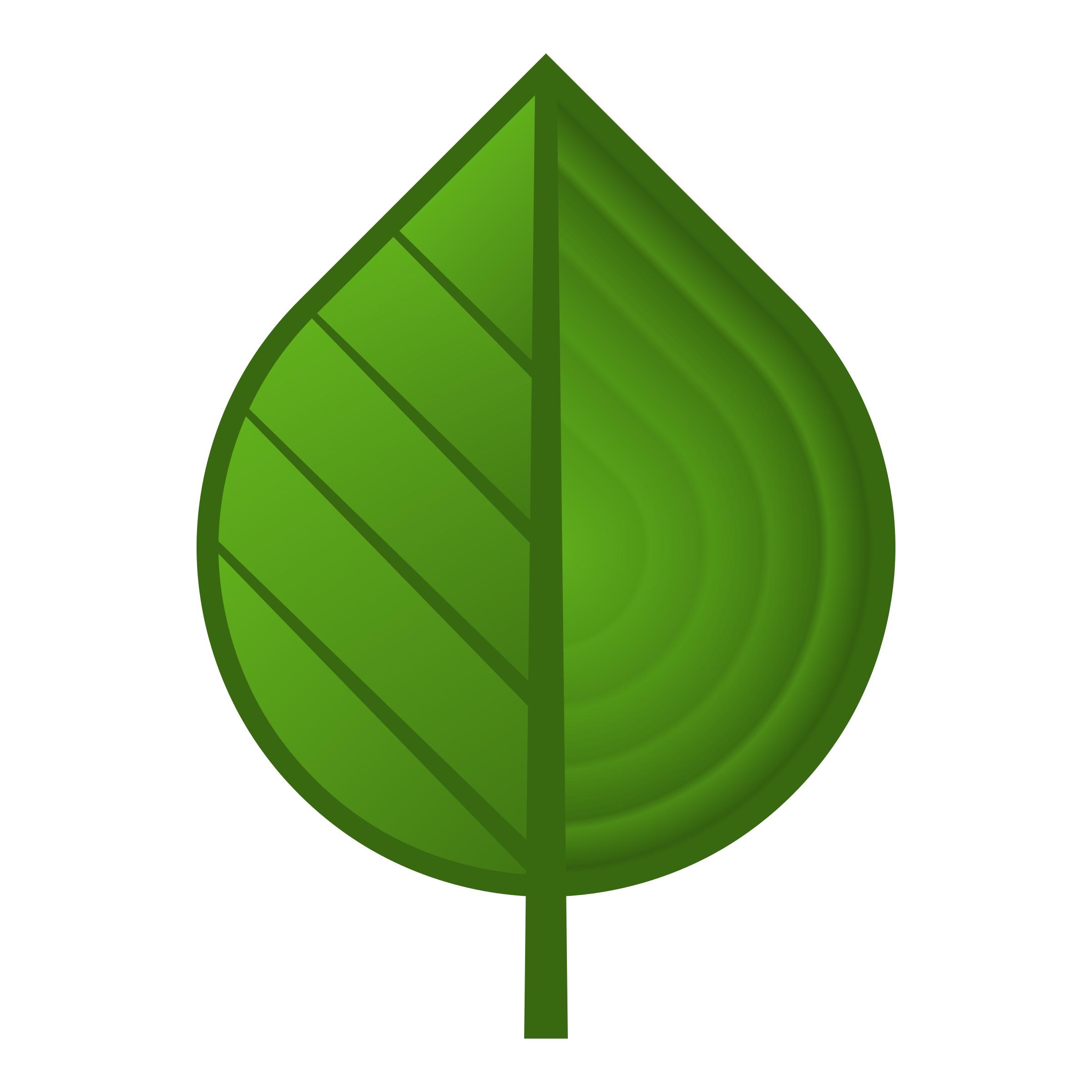 Leaf shape clipart 4 » Clipart Portal.