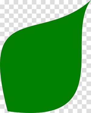 Leaf Shape transparent background PNG cliparts free download.