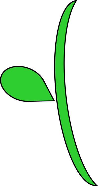 Leaf stem clipart 3 » Clipart Portal.