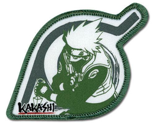 Naruto Kakashi & Leaf Village Logo Patch by Ge Animation.
