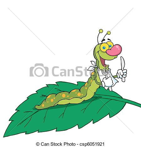 Leaf worm Illustrations and Clipart. 674 Leaf worm royalty free.