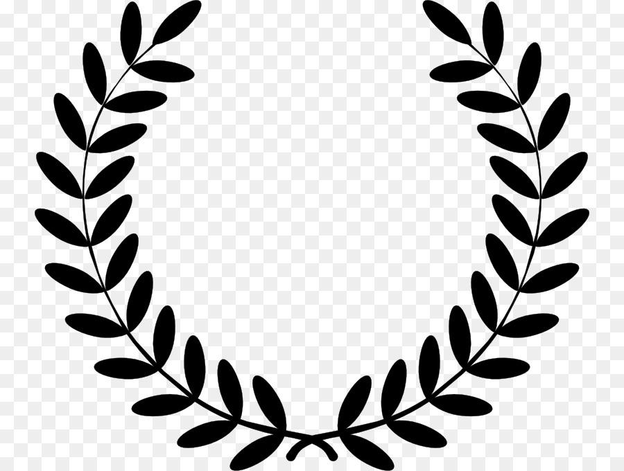 Leaf Wreath png download.