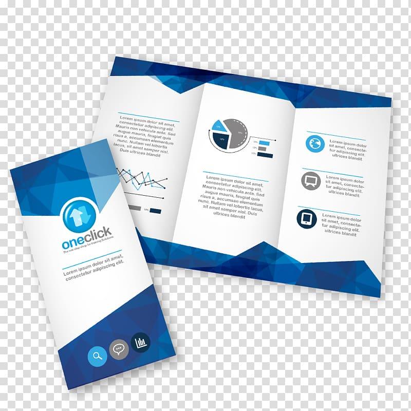 Paper Folded leaflet Flyer Printing, leaflet transparent.