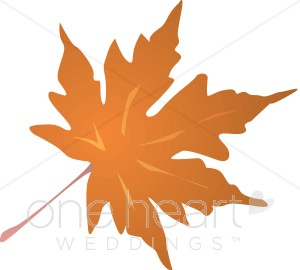 Single Leaf Clipart.