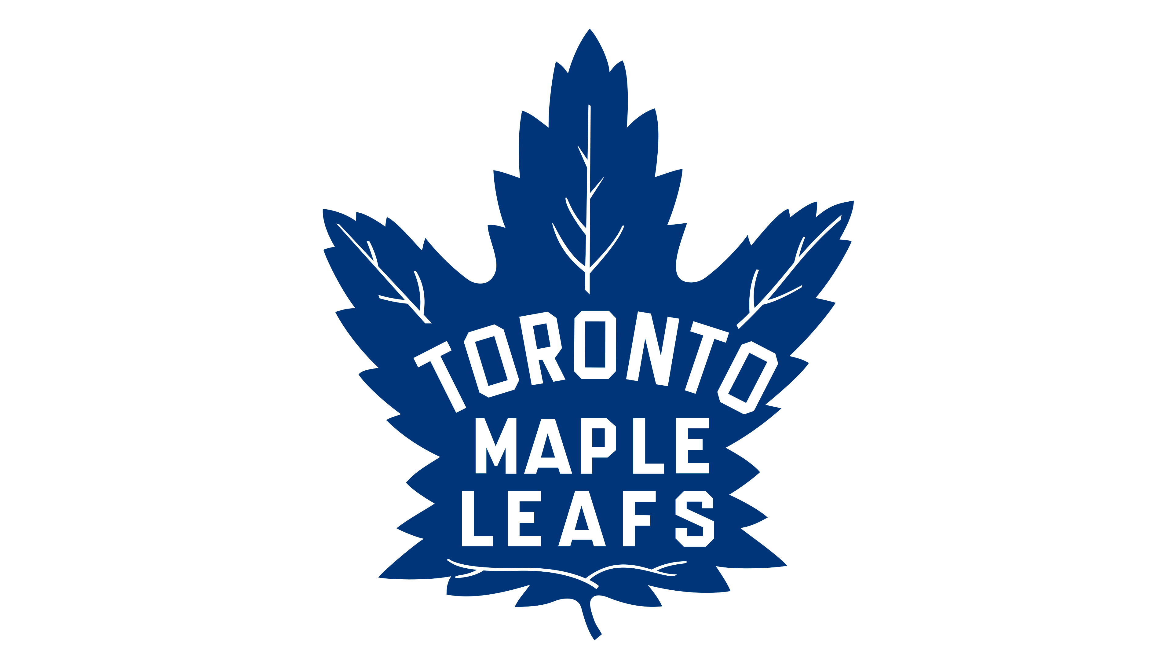 Toronto Maple Leafs Logos.