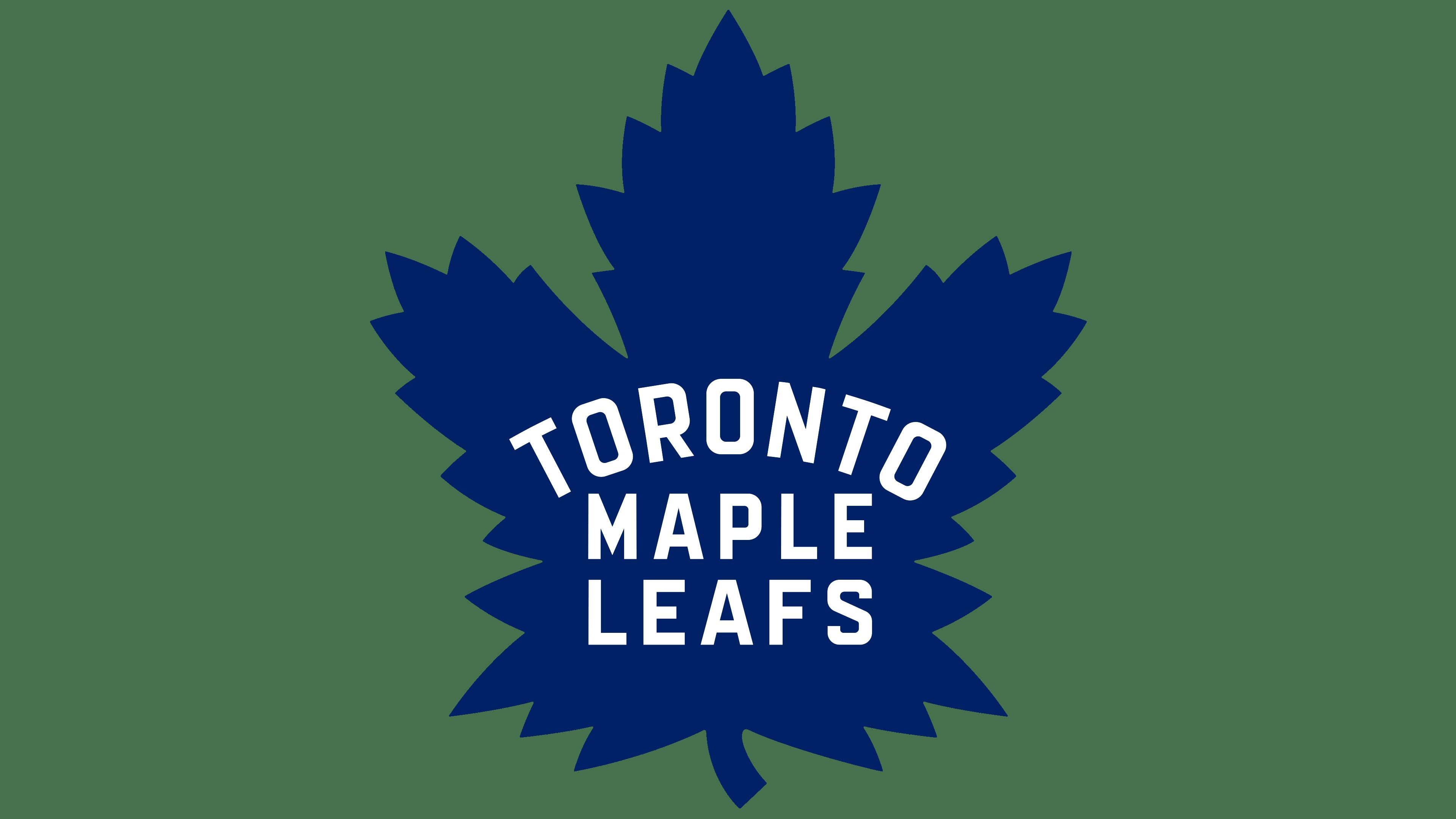 Toronto Maple Leafs Logos.