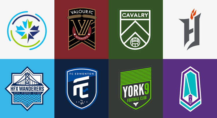 Ranking the Canadian Premier League Club Crests.