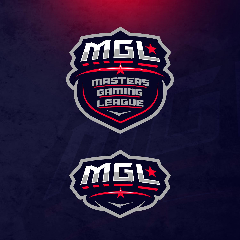 eSports Gaming League Logo.