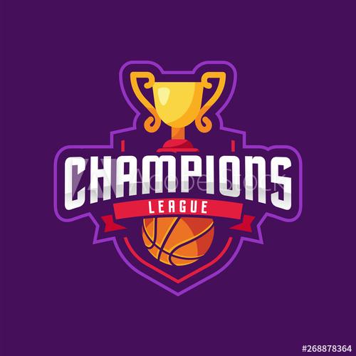 Basketball Champions League Logo Sport.