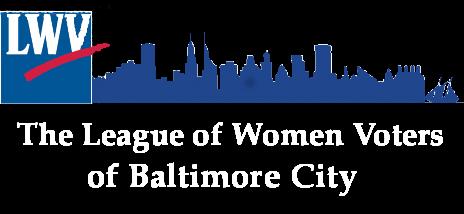 LWV of Baltimore City.