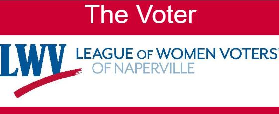 League of Women Voters of Naperville.