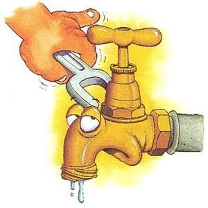 Leak Clipart.