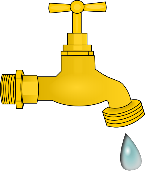 Water tap clipart - Clipground