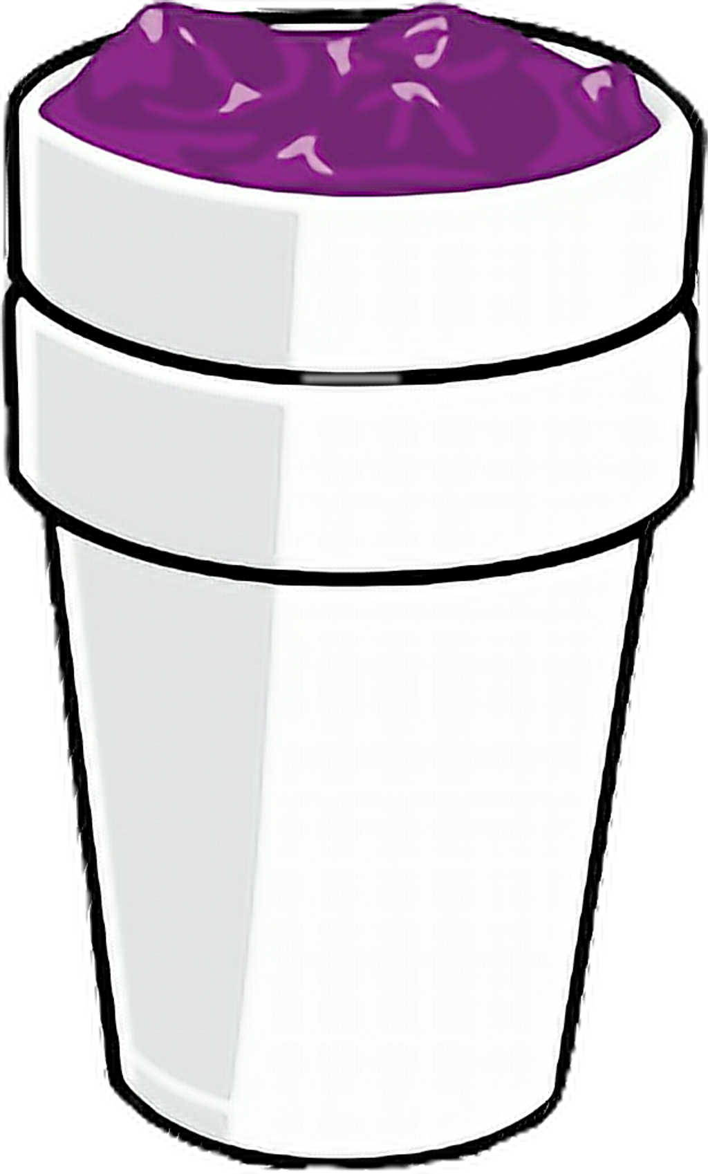 Purple drank Portable Network Graphics Clip art Codeine.