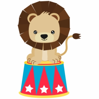 Lions Clipart Circus.