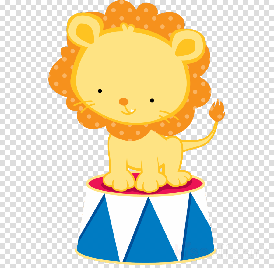 Download Circo Leão Clipart Lion Circus Clown.