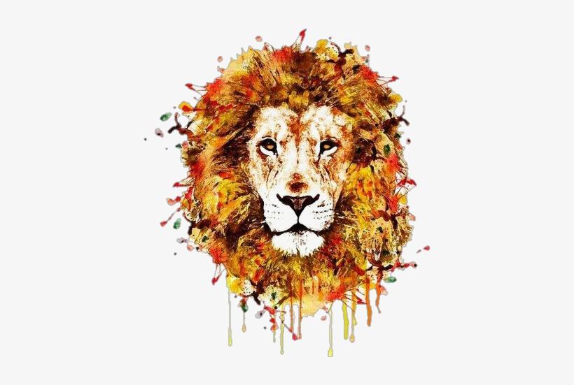 Lions Sticker.