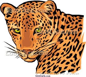Leopard Clip Art Free.