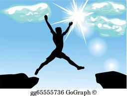 Leap Clip Art.