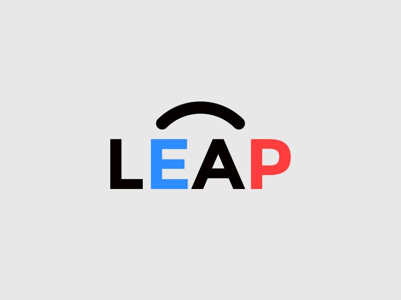 LEAP logo by Kikillo™ ✨ on Dribbble.