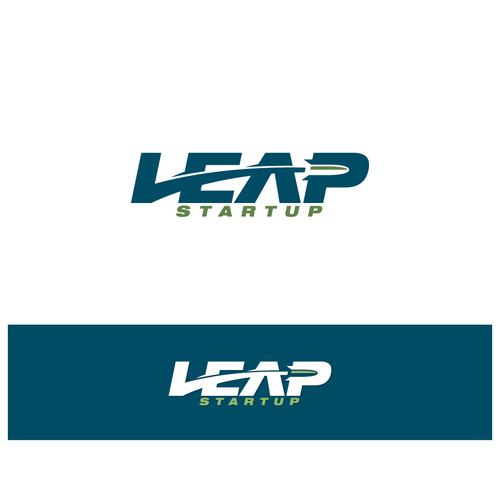 NEED Creative Designers: Leap Startup (new logo).