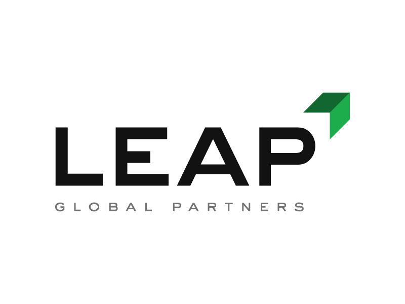 LEAP Global Partners Logo by Alejo Gastélum on Dribbble.