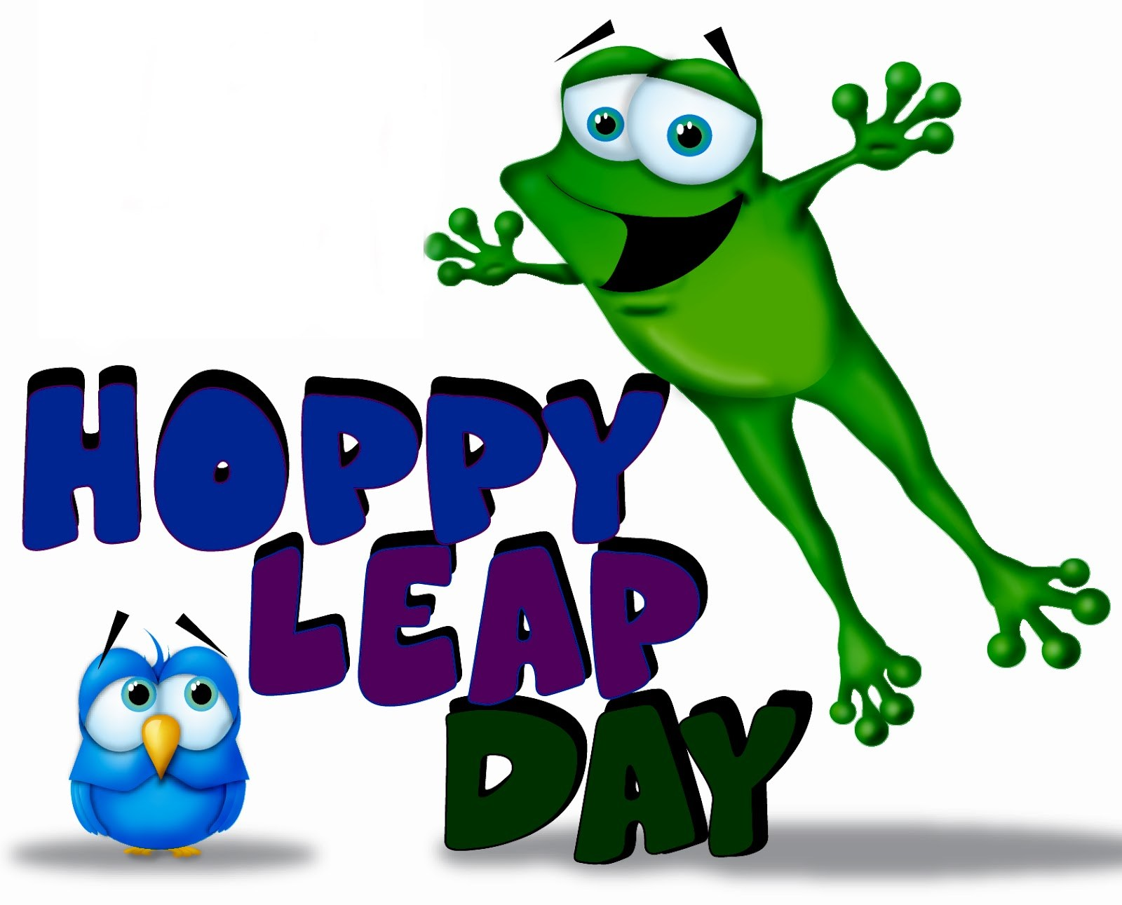 Hoppy Leap Year!.