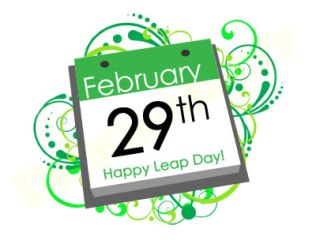 Leap Year: A Four.