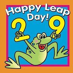 Leap Year.