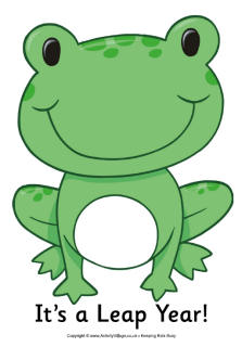 Clipart Leap Year Animated.