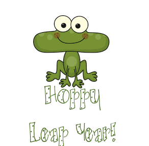 Showing post & media for Cartoon leap year frogs.