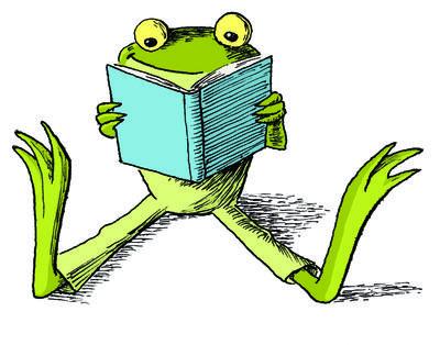 Frog.jpg — Sanborn Public Library.