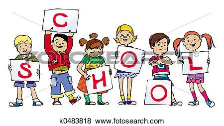 School Illustrations and Clip Art. 113,511 school royalty free.