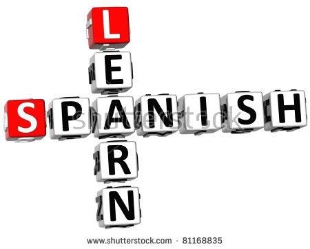 Learn Spanish Stock Photos, Royalty.