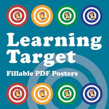 19 Best images about Learning Targets on Pinterest.