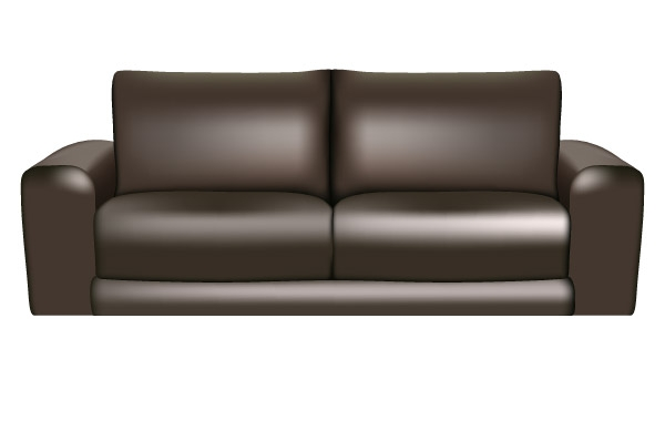 Leather Sofa Clipart 20 Free Cliparts Download Images On