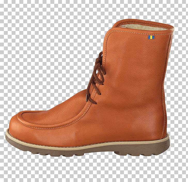 Shoe Brown Leather Boot Herre, boot PNG clipart.