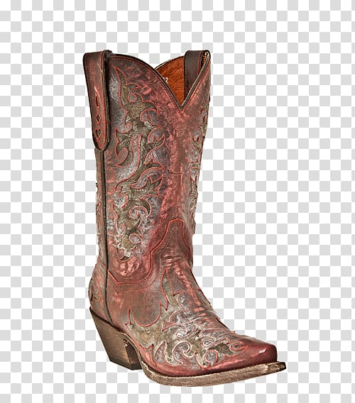 Cowboy boot Western wear Leather, cowgirl transparent.