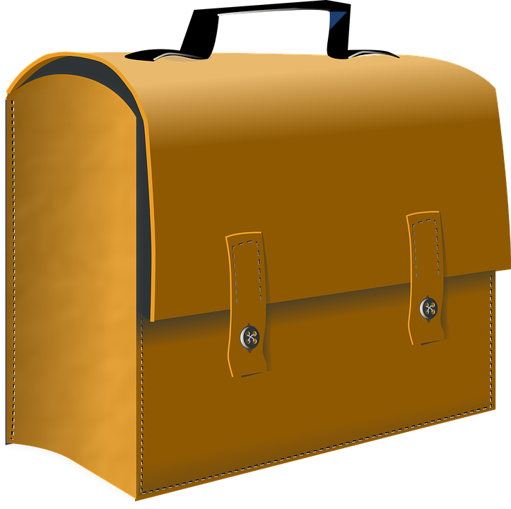 Free vector graphic: Suitcase, Leather, Case, Trunk, Bag.
