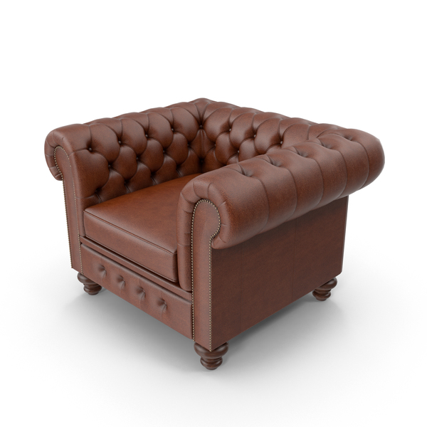 Chesterfield Leather Chair PNG Images & PSDs for Download.