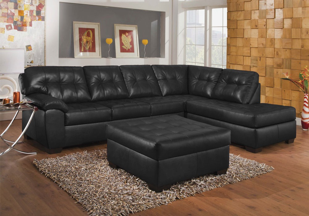 Simmons Usa Made Shi Tufted Sectional Left sofa Chaise for.