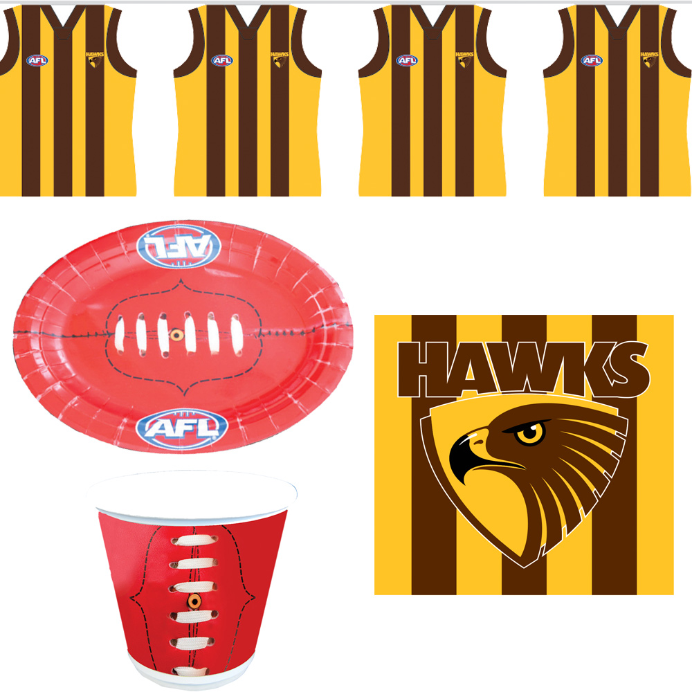 Hawthorn Basic Party Pack.