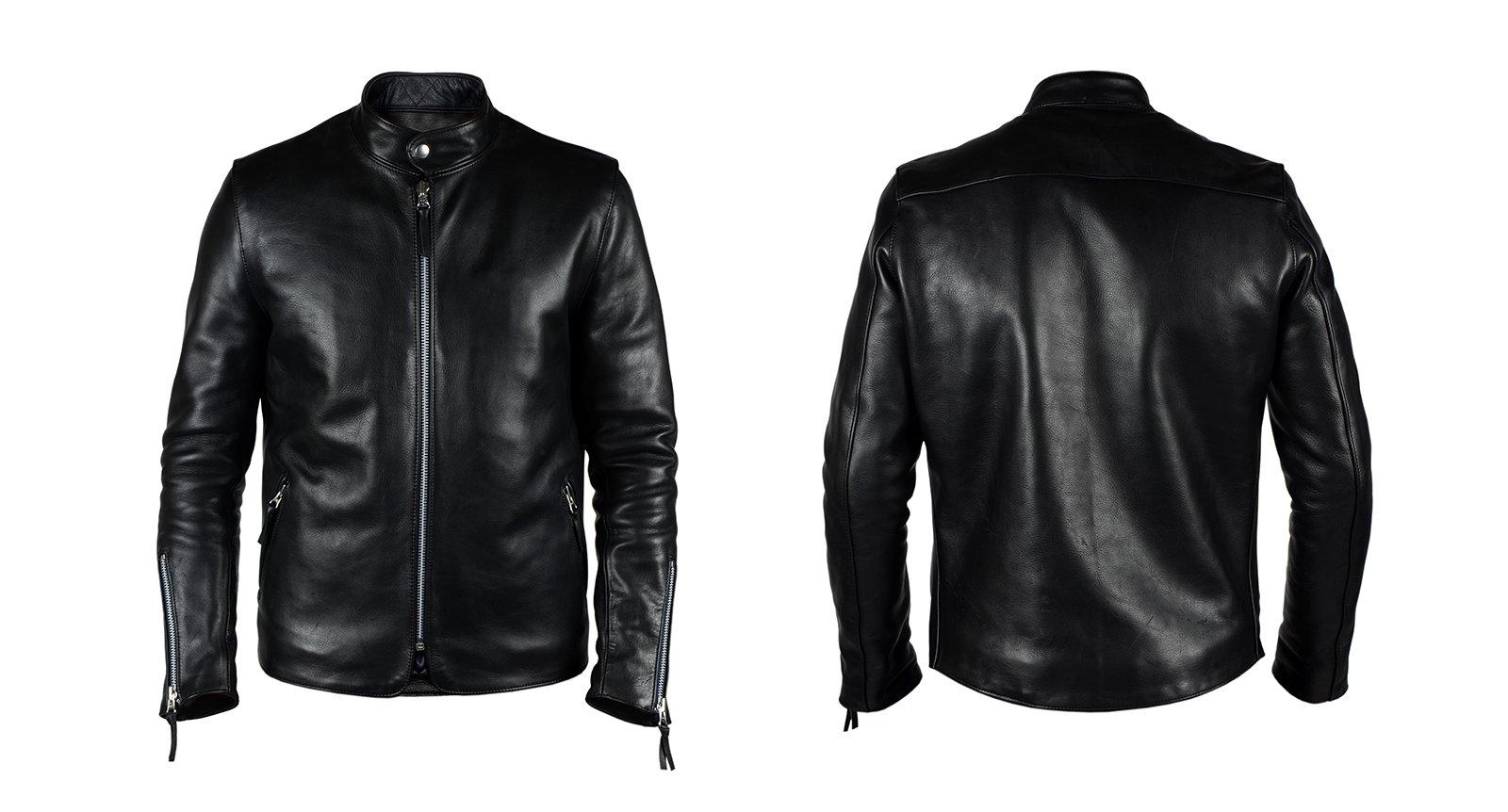Kraken Leather Jacket.